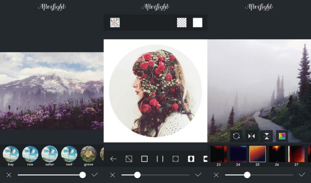 Afterlight Screens