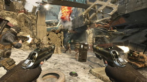 Call of Duty Black Ops 2 -- Aftermath map