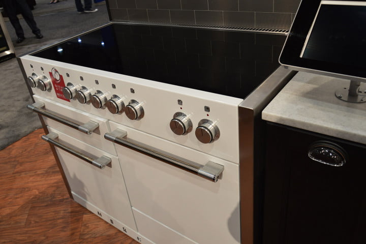 Aga S Mercury Oven Will Have A 48 Inch Induction Cooktop