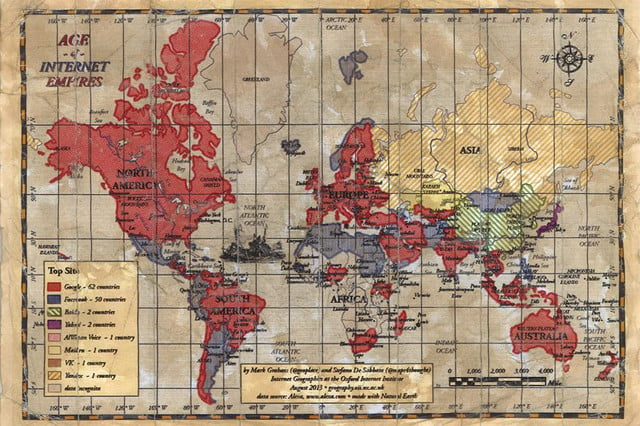 age of internet empires map proves what we already know google and facebook are poised for world domination