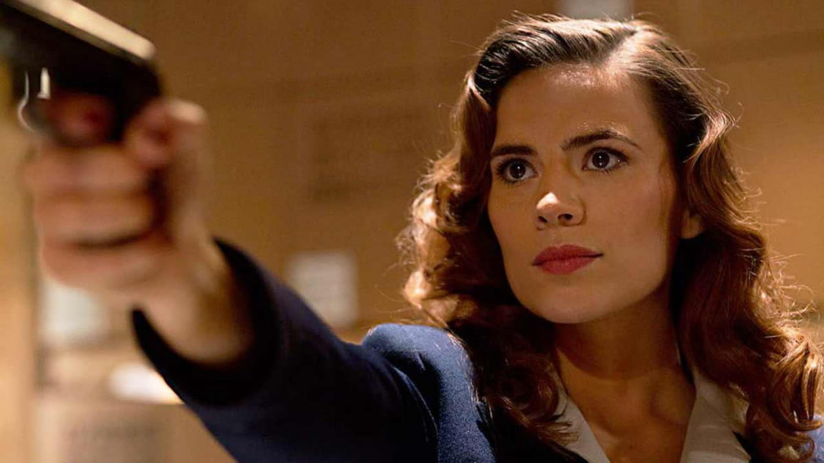 captain america spin series agent carter headed television