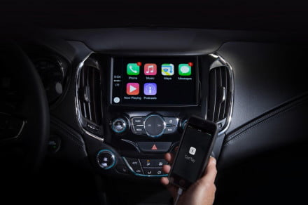 Chevrolet MyLink Apple CarPlay