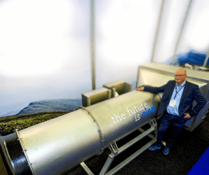 To deal with air pollution, the Dutch invented a giant outdoor vacuum