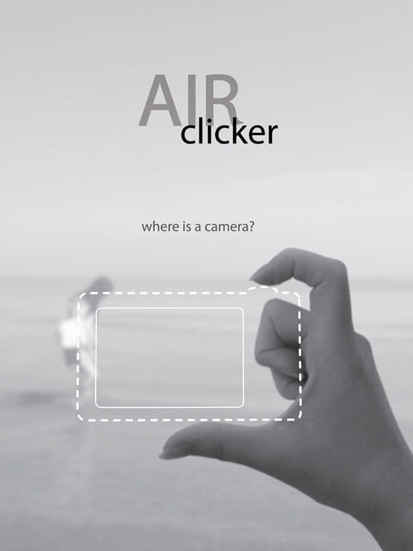air clicker