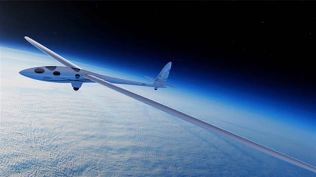 perlan glider high flying weather observatory airbus  main