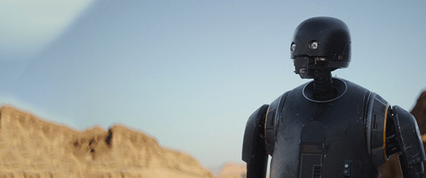 'Rogue One' star Alan Tudyk explains how he brought K-2SO to life