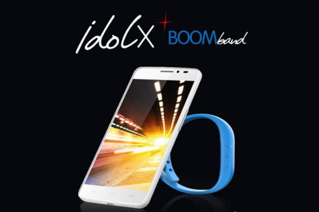idol x and boom band announced by tcl alcatel