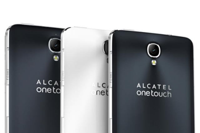 alcatel fierce  evolve t mobile news onetouch rear