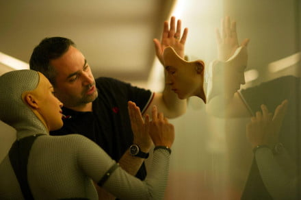 Interview: Director Alex Garland on Ex Machina