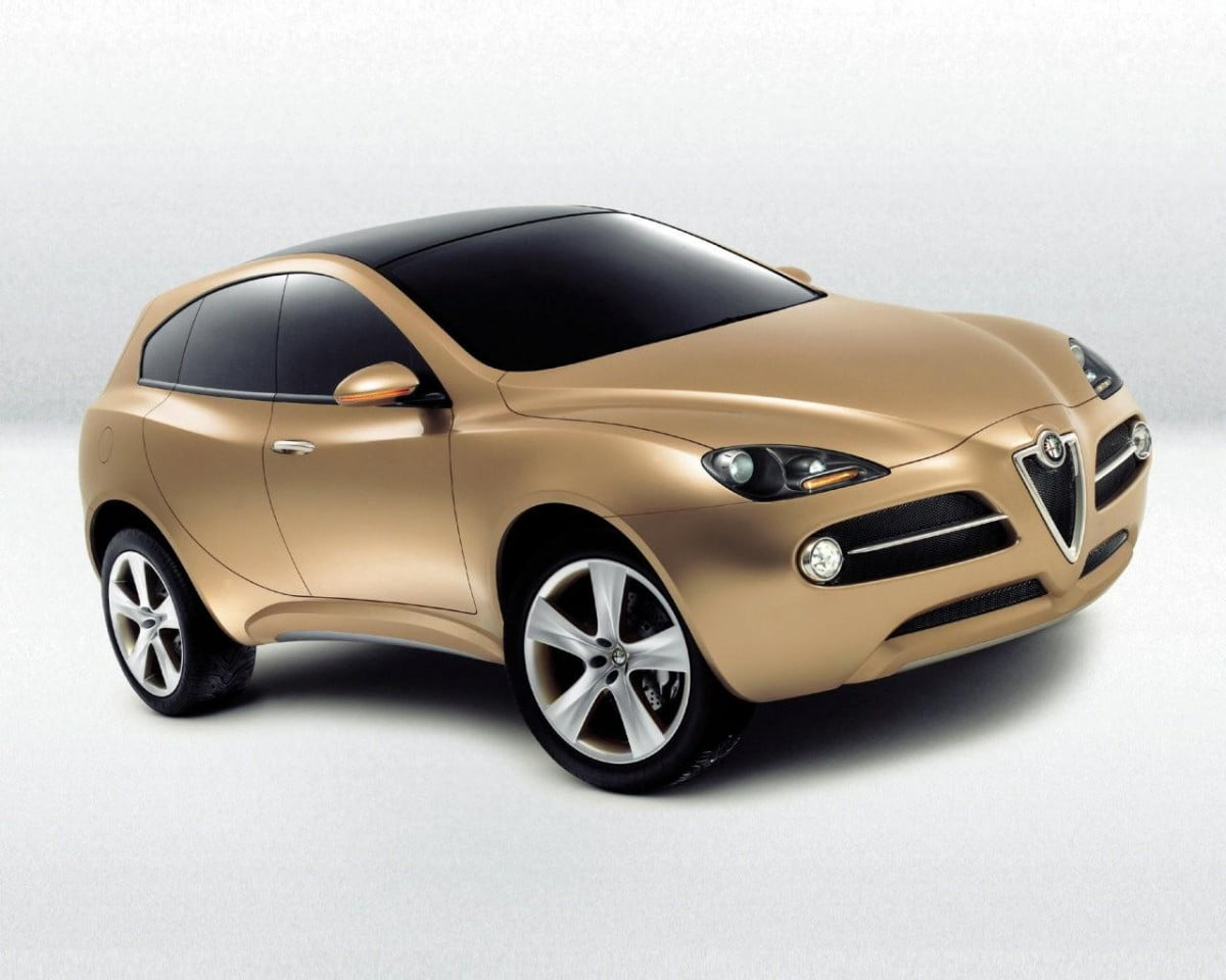 alfa romeo suv coming to the u s in  kamal concept