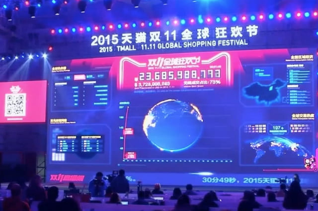 alibabas singles day obliterates online shopping records alibaba