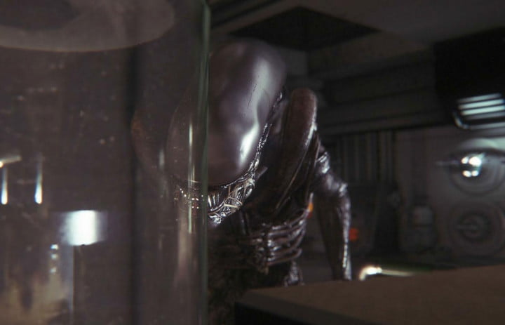 still novelty act virtual reality shows promise enough  alien isolation vr