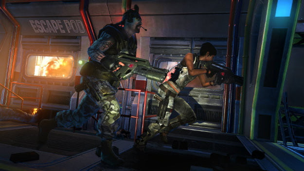 aliens colonial marines campaign