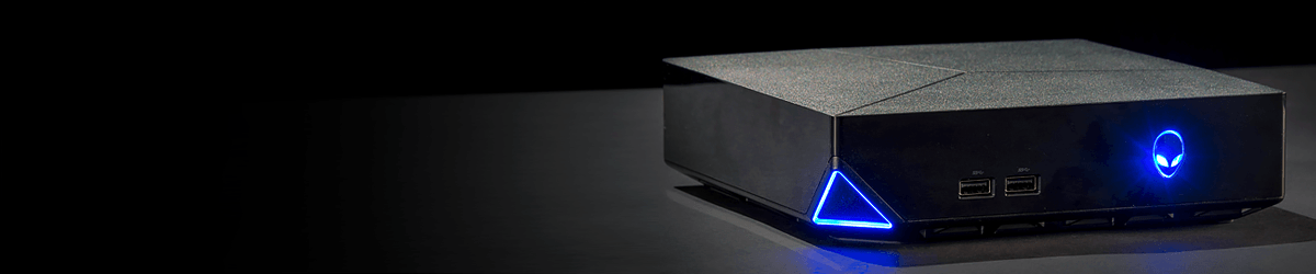 Blowing off Steam turns Alienware's tiny Alpha intoa dream machine