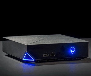 Blowing off Steam turns Alienware's tiny Alpha into a dream machine