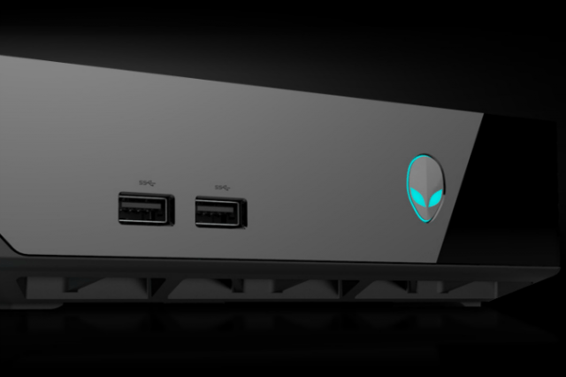 alienware steam machine can upgraded wont easy pie