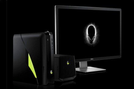 Alienware X51 with monitor