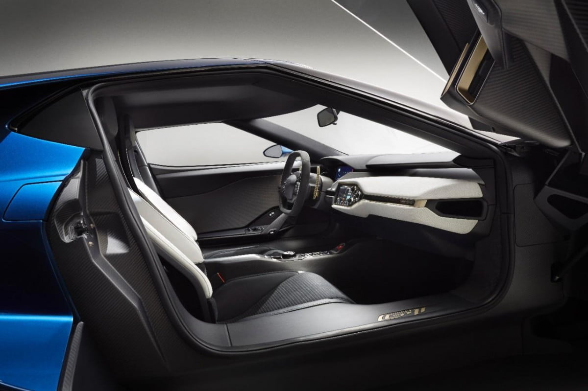 ford to use eye trackers and brain scanners for interior rd gt