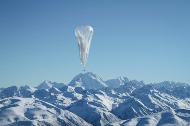 project loon india alphabet