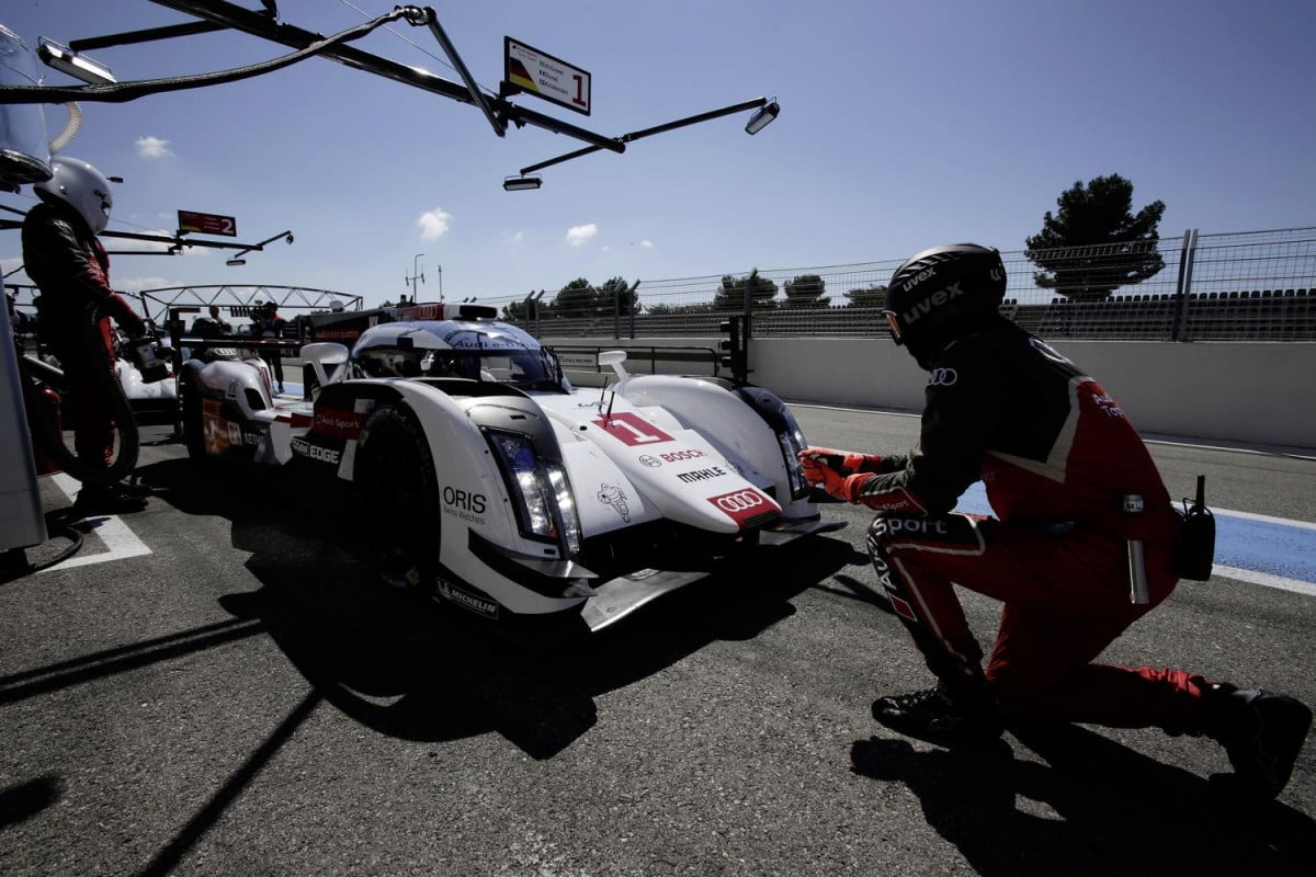 audi rules out formula one entry  r e tron quattro