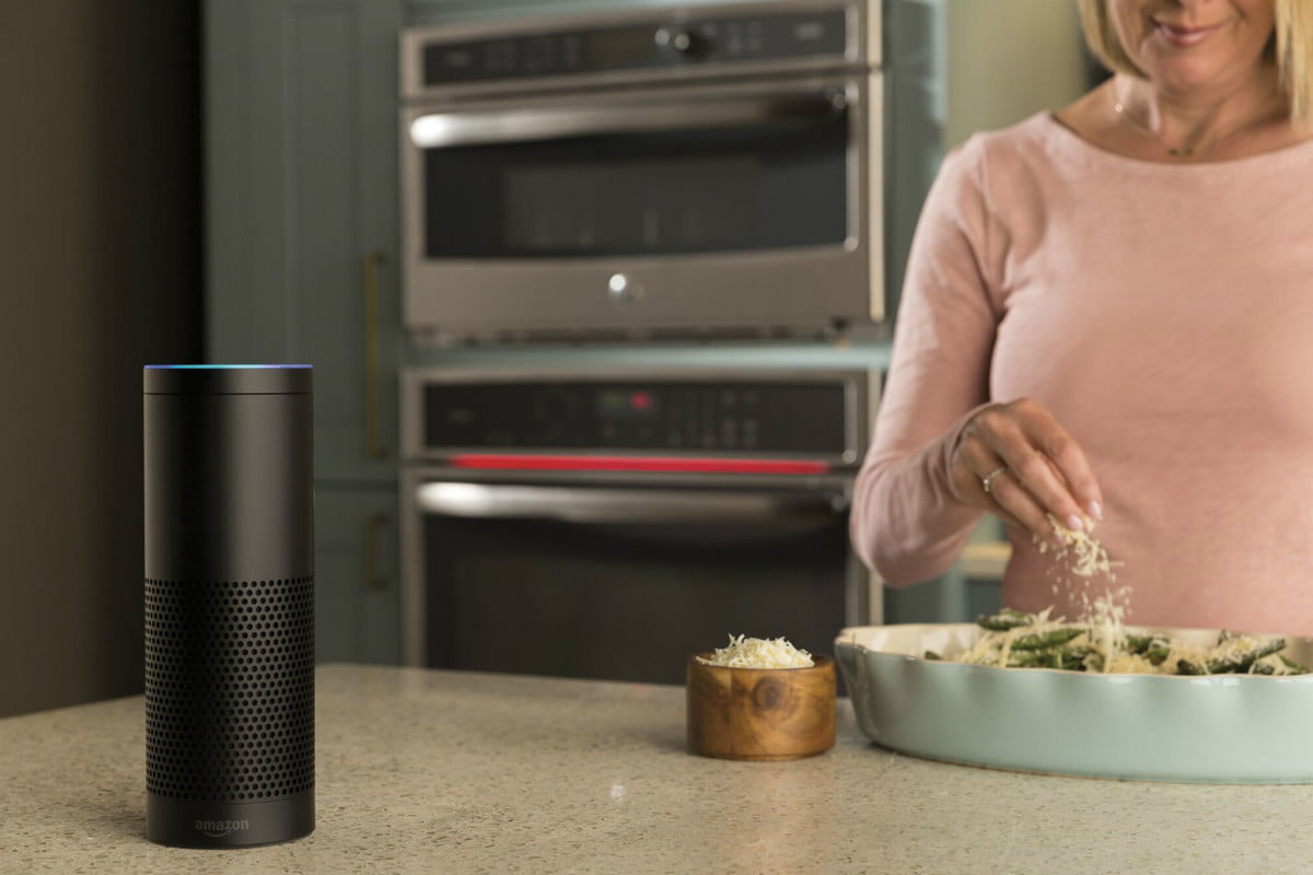 the smart home gets connected at ces  amazon alexa ge appliances geneva skill