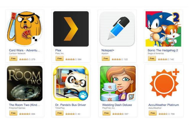 amazon appstore free android apps promo