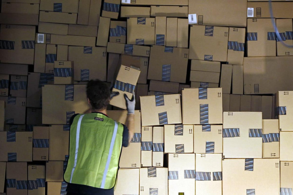 amazon patented anticipatory shipping system predicts orders boxes