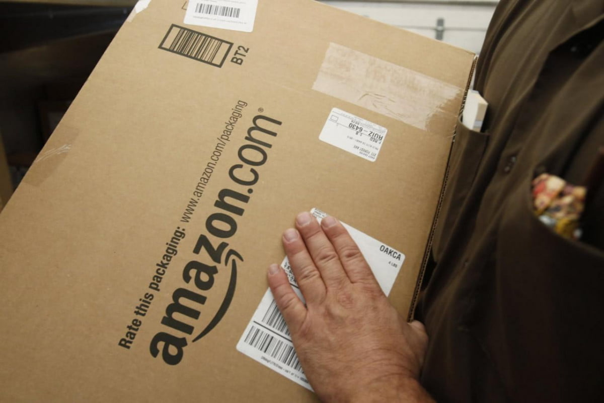 amazon to take on ups and fedex with own last mile shipping service boxes