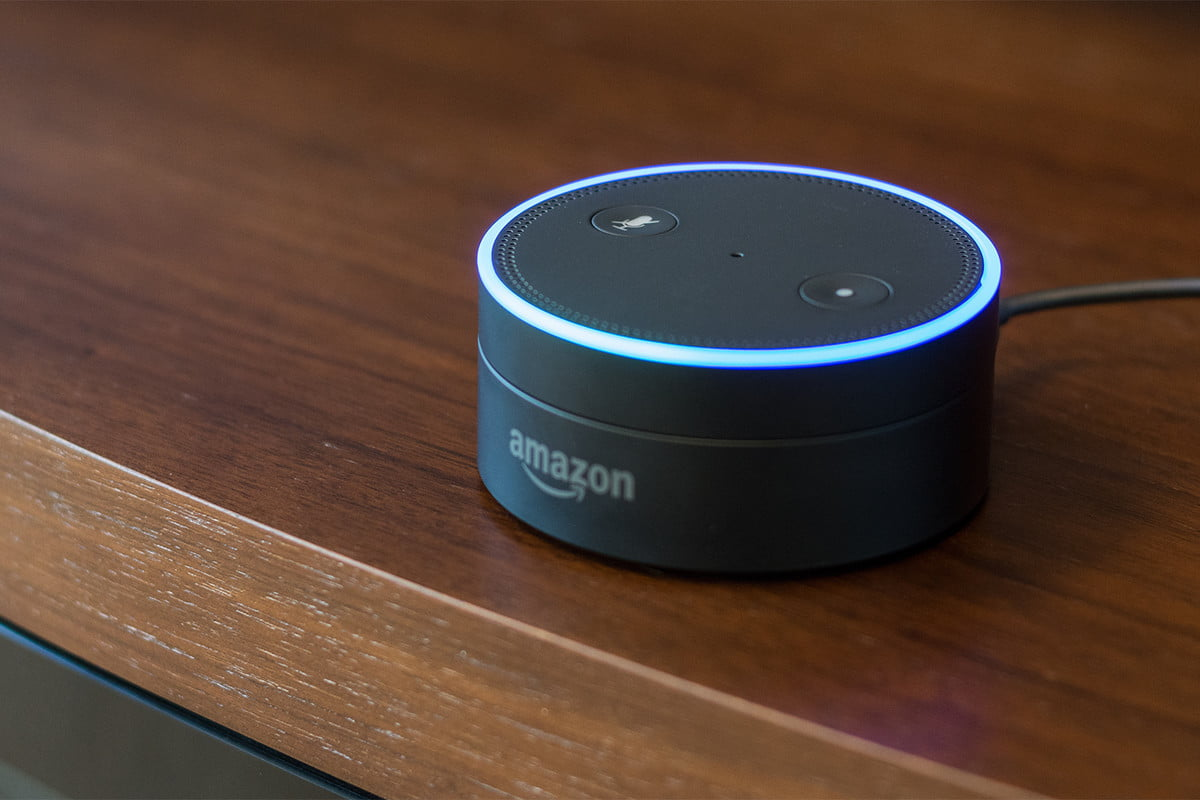 amazons alexa now tracks your packages amazon echo dot