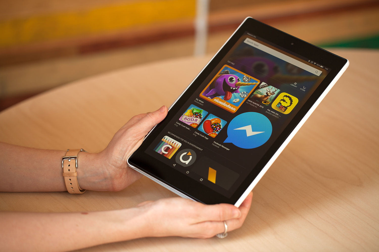 Amazon Fire HD 8 and Fire HD 10 Review