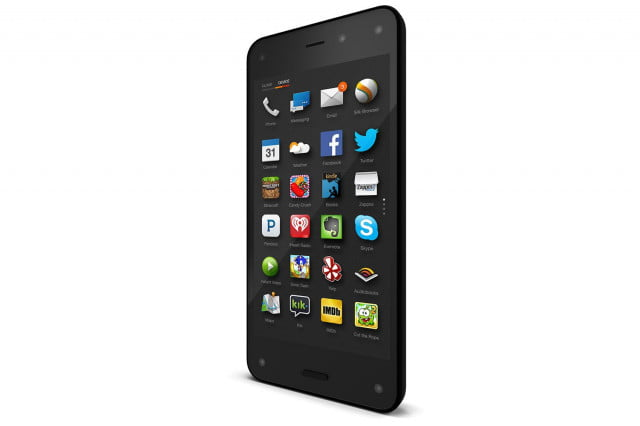 five things know amazons fire phone amazon app grid