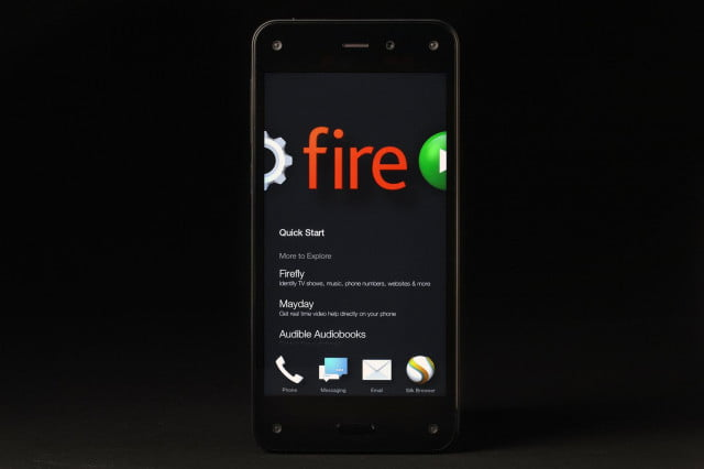 att now selling fire phone  contract headed europe month amazon front home