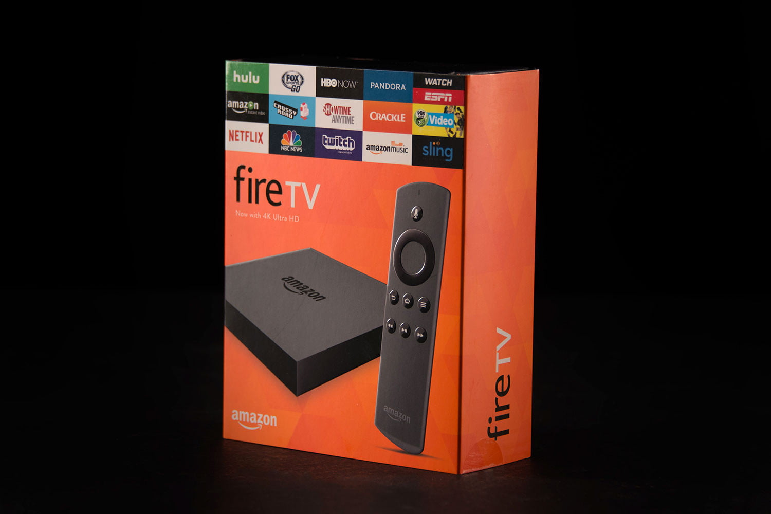 new amazon fire tv review second generation digital trends. Black Bedroom Furniture Sets. Home Design Ideas