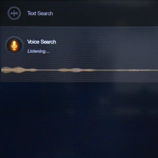 Amazon FireTV screenshot Voice Search