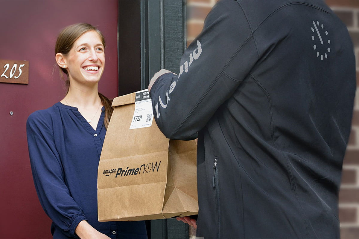 amazon new flex delivery scheme is like uber for packages