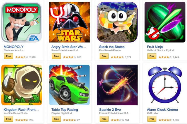 amazon rings new year  worth free apps games