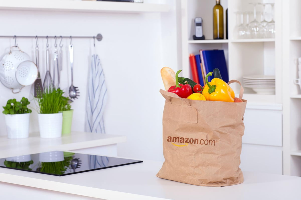amazon gearing up to launch its own brand of groceries