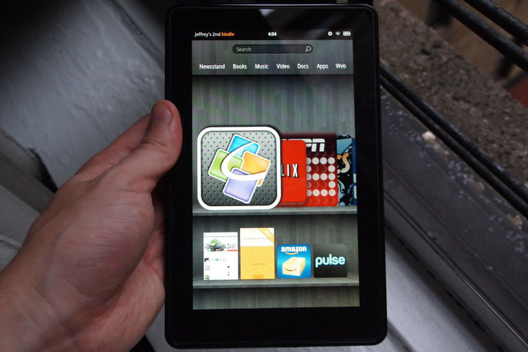 Amazon plans to update kindle fire here s a list of what needs fixing