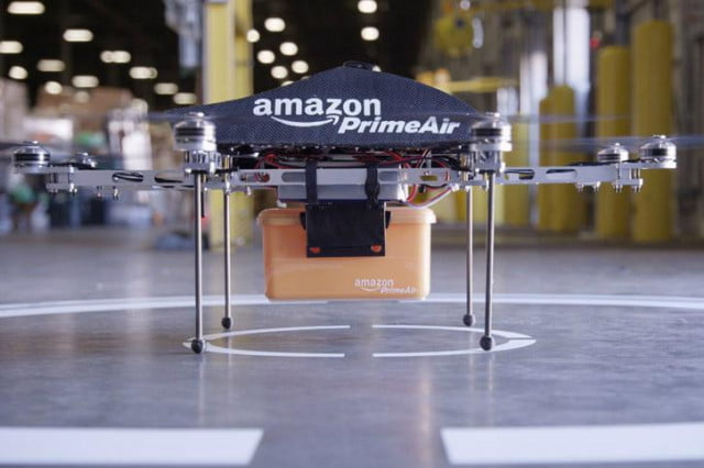 amazon planning drone delivery system really prime air