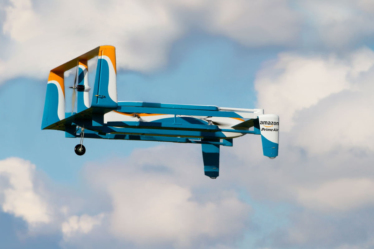 drones are more like horses than cars amazon exec talks prime air delivery drone