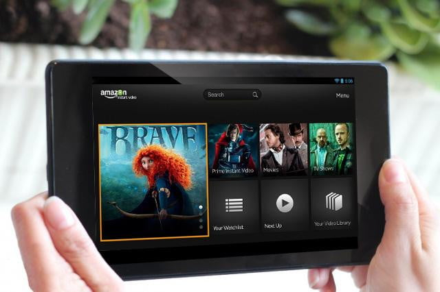 amazon instant video comes to android tablets prime devices