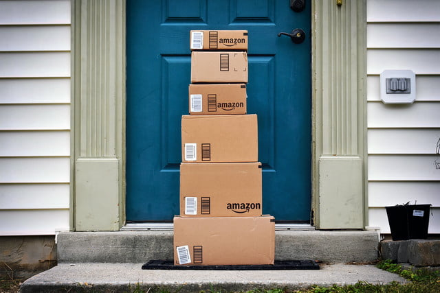 my amazon report prime packages