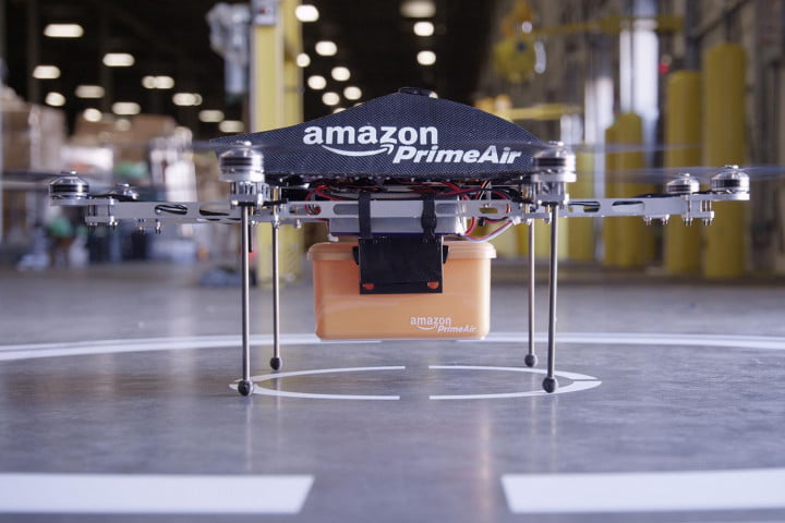 amazon prime air primeair front