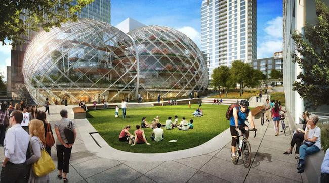 amazon seattle design plan