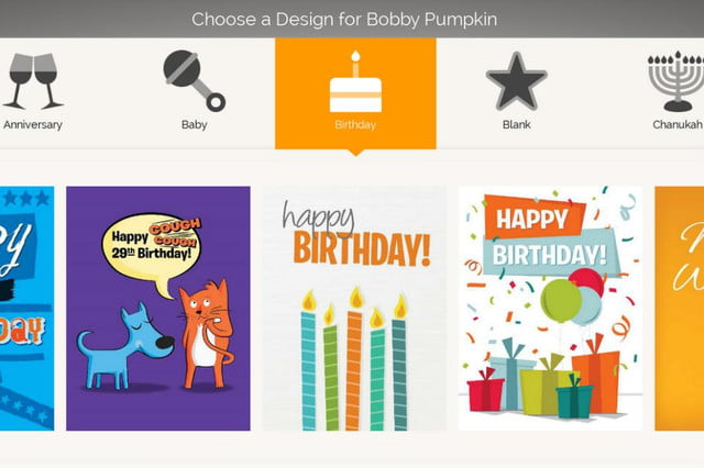 amazon launches surprise e card app for sending gift cards