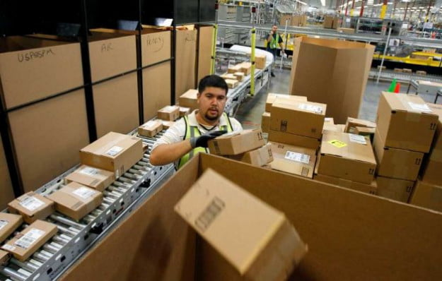 amazon via seattlepi