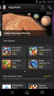 ANDROID APP STORES
