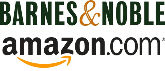 amazon barnes and noble
