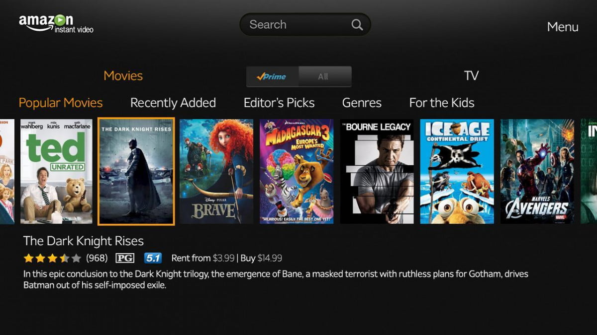 report amazon preps streaming set top box for holiday  release instant video