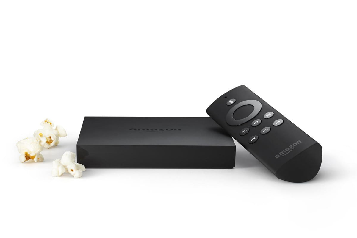 amazon unleashes firetv  set top box puts roku apple tv notice amazonfiretv side popcorn